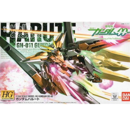 BAN164576 1 144 #68 Gundam Harute Gundam 00 Series Multi-Colored by Bandai Hobby