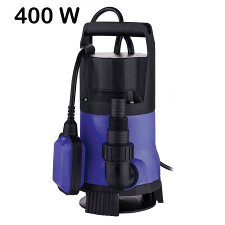 Zimtown 1/2 HP 2000GPH, 1HP 3375GPH, 1-1/2HP 4000GPH Available Submersible Water Pump For Swimming Pool Flood Pond Dirty Sewage Water (Pond Cleaning Pack)