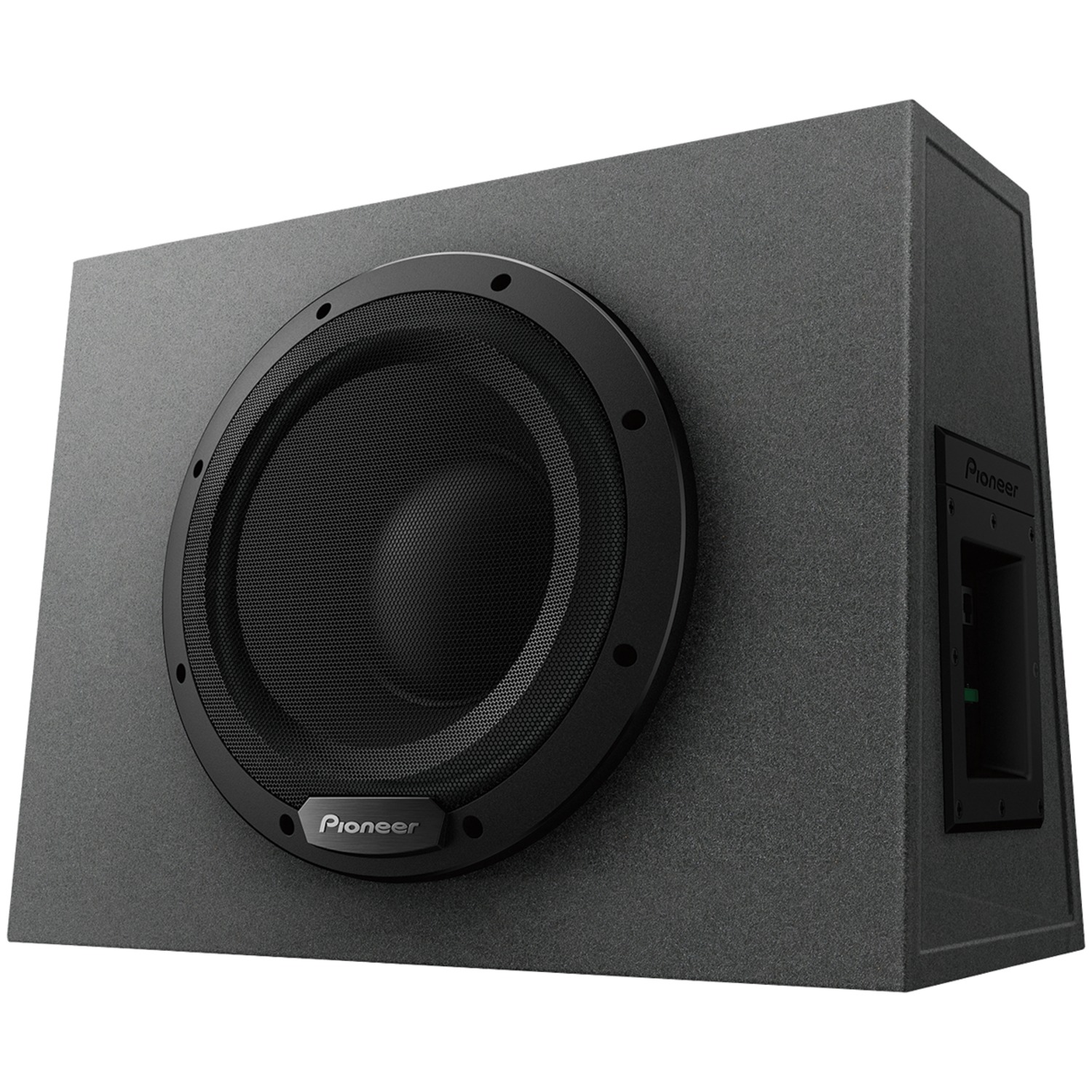 "Pioneer TS-WX1010A Sealed 10"" 1,100-Watt Active Subwoofer with Built-in Amp"