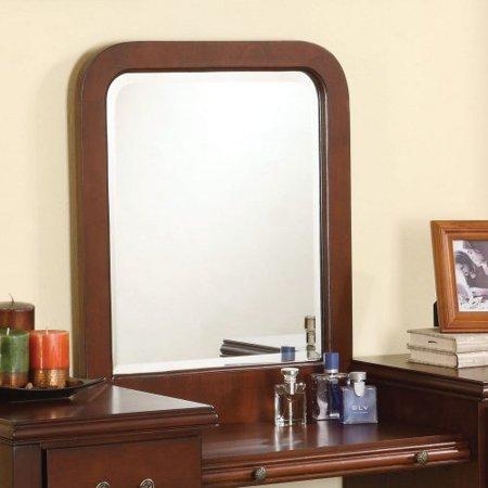 ACME Louis Philippe Vanity Mirror, Brown