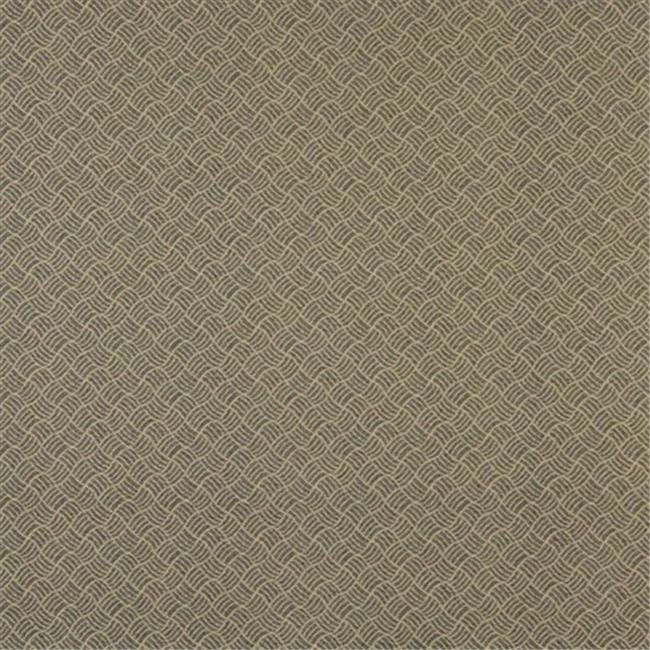 Designer Fabrics F767 54 inch Wide Mocha Brown, Geometric Heavy Duty Crypton Commercial Grade Upholstery Fabric