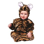 RG Costumes 70137 Little Tiger Bunting Costume - Size Newborn