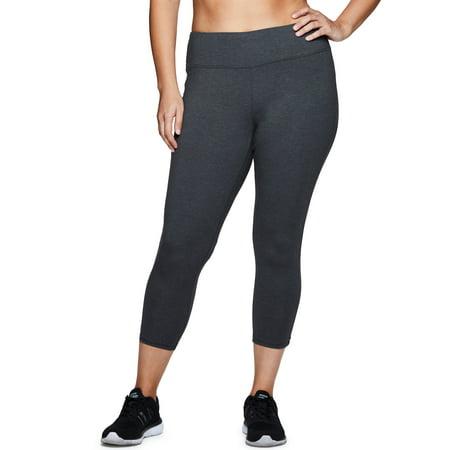 c2e0106d6a RBX - RBX Active Women's Plus Size Stretch Workout Gym Yoga Leggings -  Walmart.com
