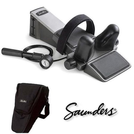 Saunders Cervical HomeTrac Home Traction Device w/Carrying Case 199594