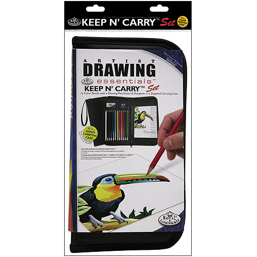 Keep N' Carry Artist Set, Drawing