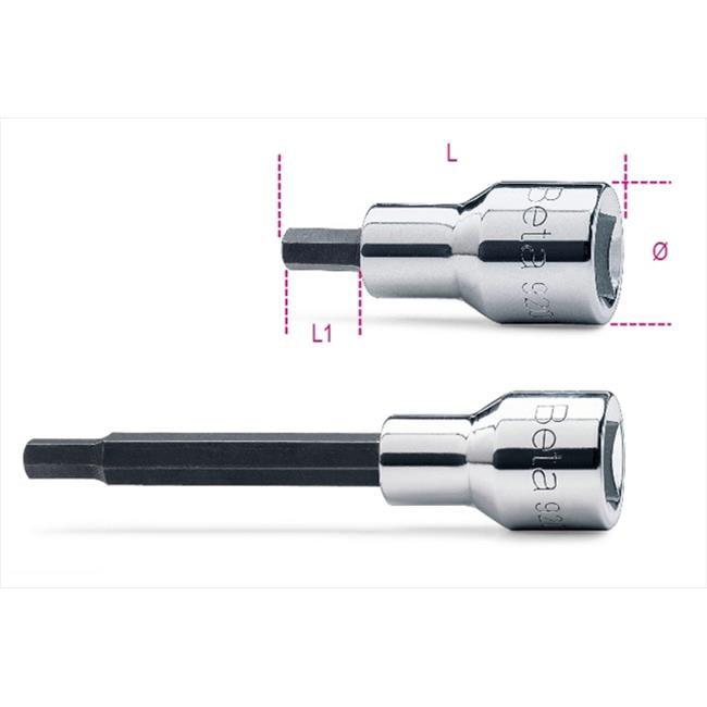 Beta Tools 009200424 920 PE8L - Socket Drivers For Hexagon Screws - image 1 de 1