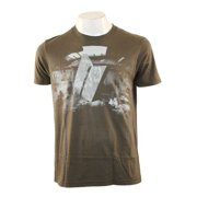 Macbeth - Through The Roof Military Green T-Shirt