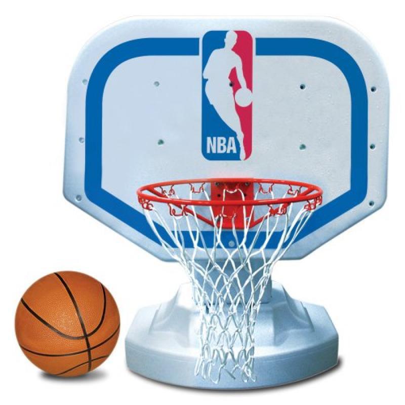 Poolmaster NBA Logo USA Competition-Style Poolside Basketball Game