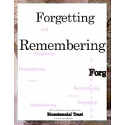 Forgetting and Remembering - eBook