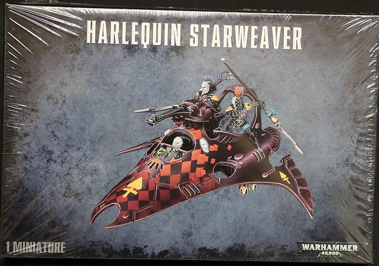 Warhammer 40K Harlequin Starweaver / Voidweaver By, This