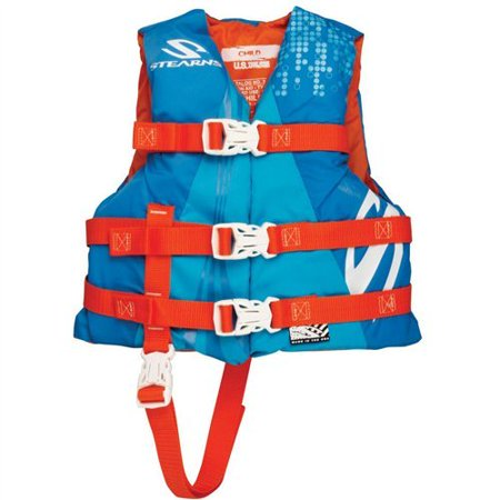 Child Watersport Classic Series Vest  Antimicrobial Water Nylon Shoes Orange Watersport Swim Jumper Made Beach Pool Lbs Child Sweat Jacket Golf    By Stearns Ship From Us