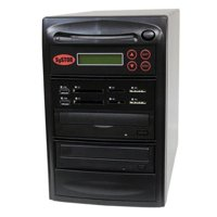 Produplicator PMBC-P-01 Systor 1-1 Multi-Media Center with USB, SD & CF & Disc Duplicator