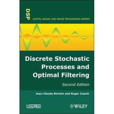 Discrete Stochastic Processes and Optimal Filtering - (Stochastic Optimal Control The Discrete Time Case)