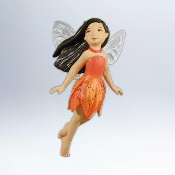 2012 Hallmark Ornament - Tiger Lily Fairy