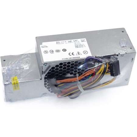 MiliPow L235P-01 R224M 235W Power Supply Unit Compatible for Dell OptiPlex 580 760 780 960 Small Form Factor System, - image 1 of 3