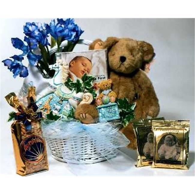 Gift Basket Drop Shipping NeAr-med New Arrival, Baby Gift Basket - Medium