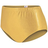 Metallic Briefs  Met Gold Large Size - LARGE