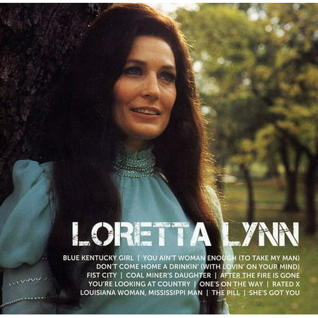 Loretta Lynn Songs - Loretta Lynn - Icon Series: Loretta Lynn (CD)
