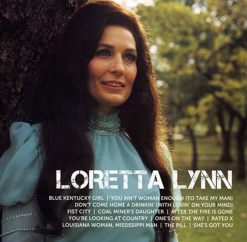 Loretta Lynn - Icon Series: Loretta Lynn (CD)