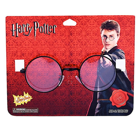Party Costumes - Sun-Staches - Harry Potter glasses sg2801](Potter Glasses)