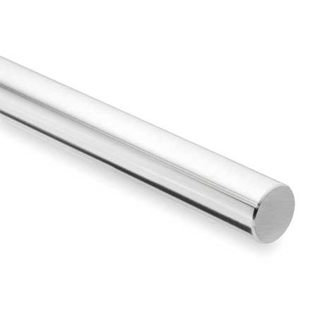 - THOMSON QS 1/4 L 12 Shaft,1566 Steel,0.250 In D,12 In