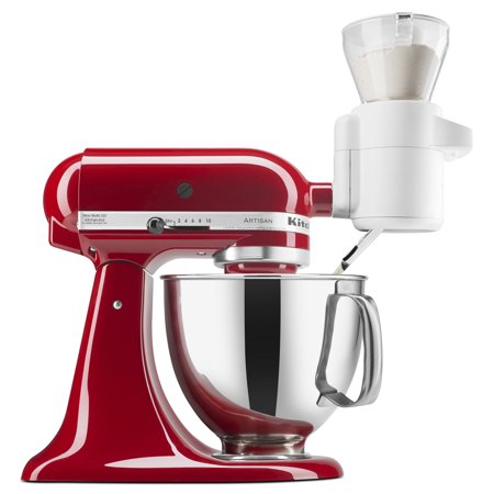 KitchenAid KSMSFTA Sifter and Scale Mixer (Best Bread Recipe For Kitchenaid Mixer)