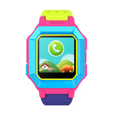 A Unity System Sifa AUSCH6-MTB-04 Children SOS Smart Watch and Tracker