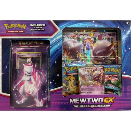 Pokemon X & Y Mewtwo-EX Challenge Box