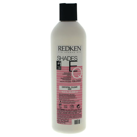 Shades Eq Color Gloss 000 - Crystal Clear By Redken - 16.9 Oz Hair