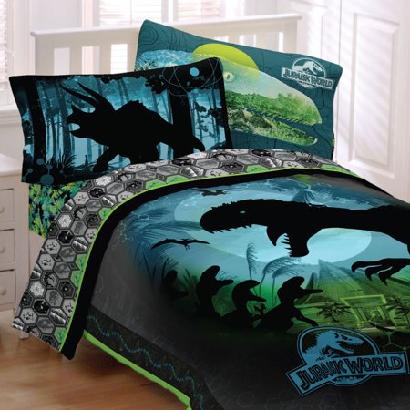 Jurassic World Bedding Set Biggest Growl Dinosaurs ...