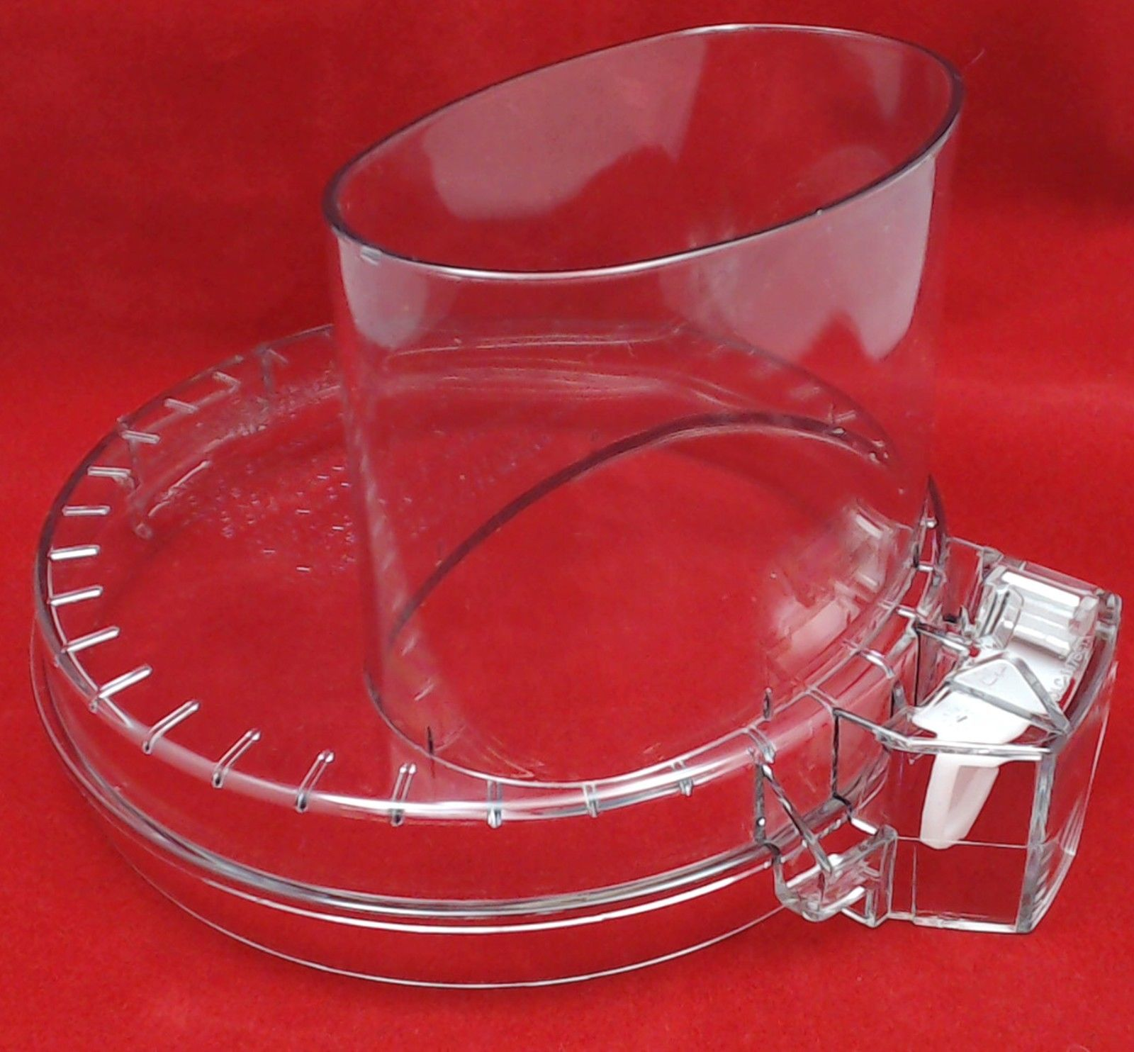 Cuisinart Food Processor Work Bowl Cover for DLC-10 Series, DLC-117BGTX-1