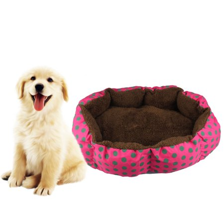 Outtop New Fleece Pet Dog Puppy Cat Warm Bed House Plush Cozy Nest Mat Pad Hot