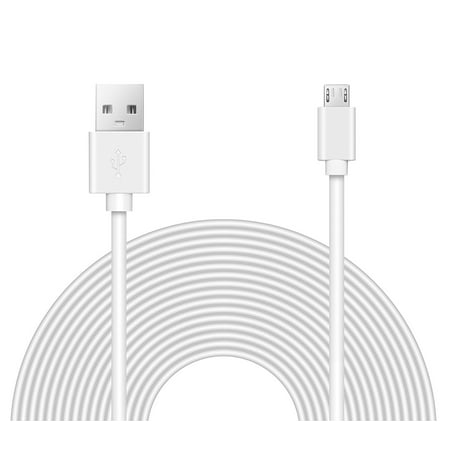 (OMNIHIL (32FT) 2.0 High Speed USB Cable for Plantronics Voyager Legend UC USB Bluetooth Headset System - WHITE)