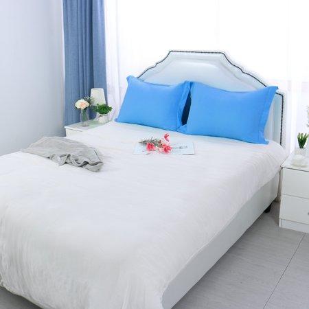 Pillow Shams Oxford Cases Pillowcase 300 Tc Egyptian Cotton Set Of 2