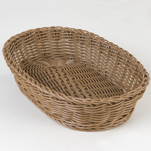 Carlisle Food Service Products Oval Basket (Set of 6)