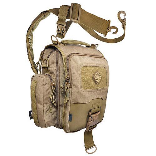 Hazard4 Kato Messenger Bag for iPad-MacBook Air, Coyote, 11 in.