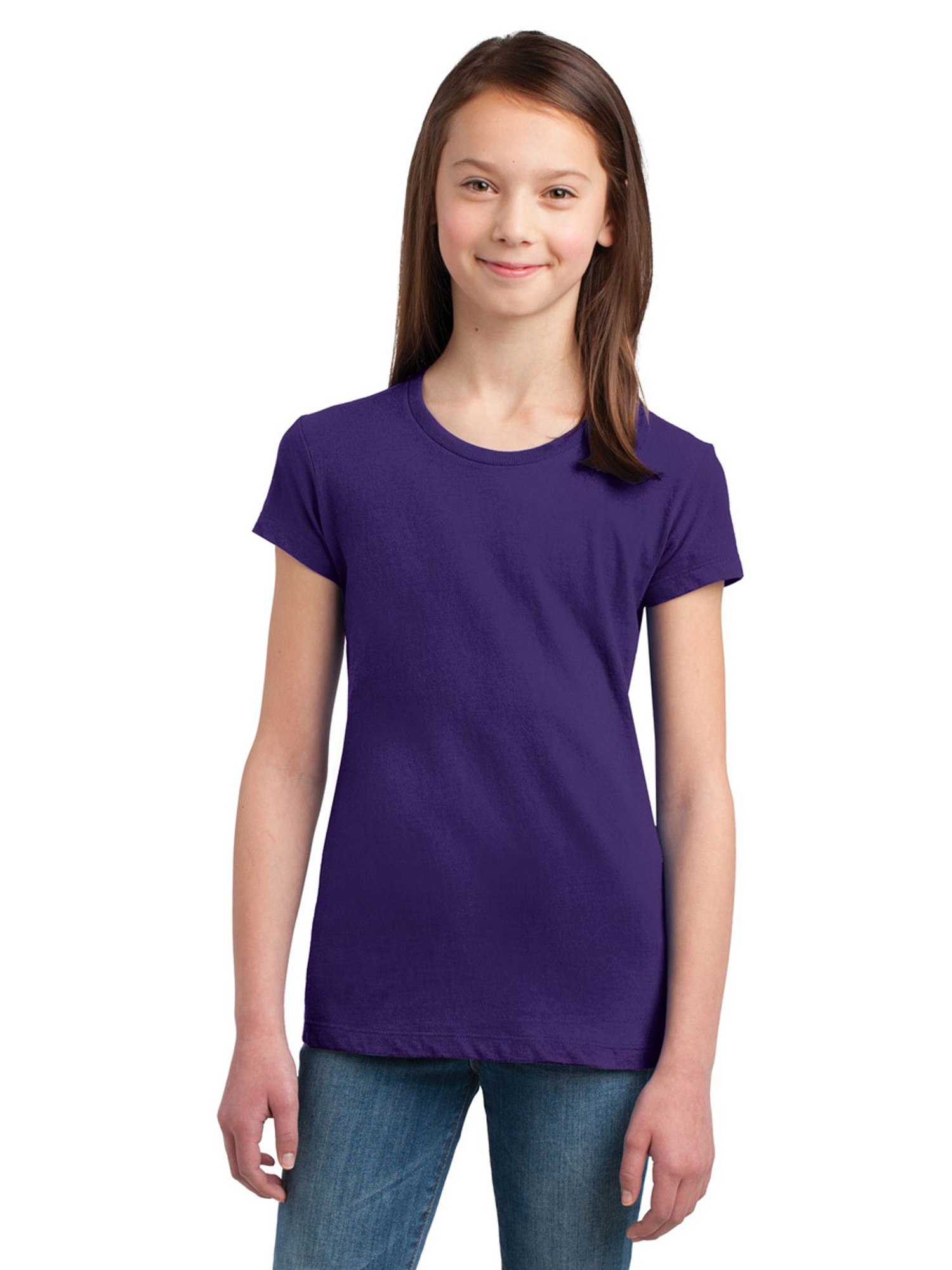 District Girl's Rock And Roll Concert T-Shirt
