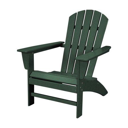 POLYWOOD Nautical Adirondack Chair ()