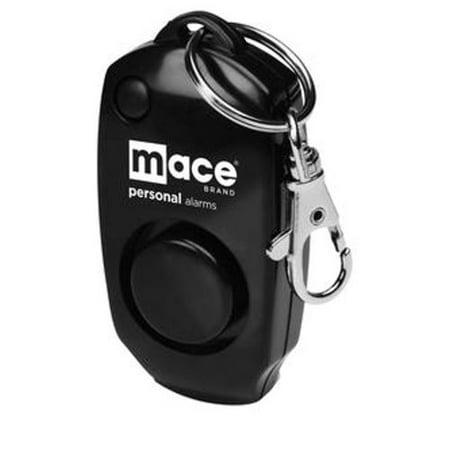 Mace Brand Personal Alarm Keychain Black (Best Personal Attack Alarm)