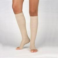 b77ed93409 Product Image Jobst Vairox Open Toe Knee Length w/ Zipper - 30-40 mmHg Short