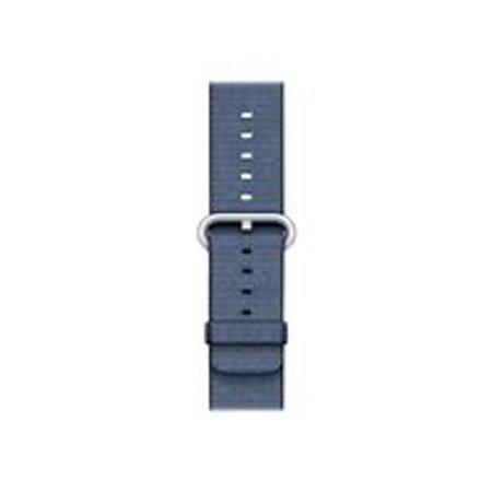 Apple Watch 42Mm Woven Nylon Band  Midnight Blue