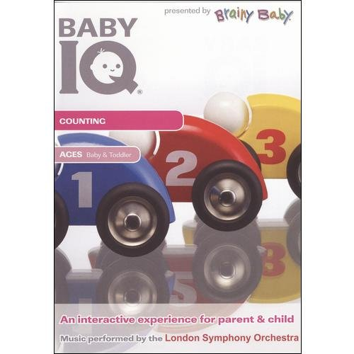 Brainy Baby: Baby IQ - Counting (Widescreen)