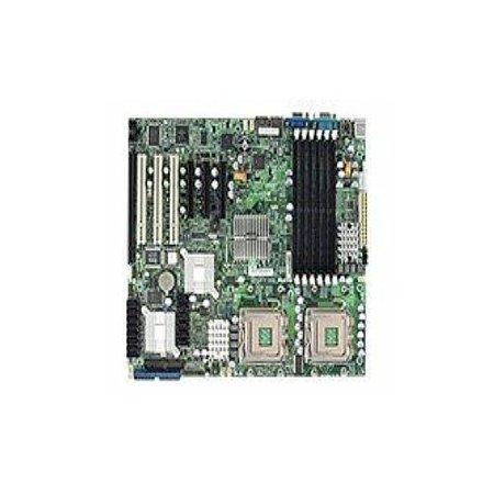 Supermicro X7dcl I   Motherboard   Atx   Lga771 Socket   2 Cpus Supported   I5100   2 X Gigabit Lan   Onboard Graphics