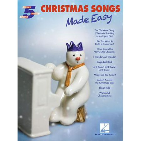 Christmas Songs Made Easy (Paperback) ()