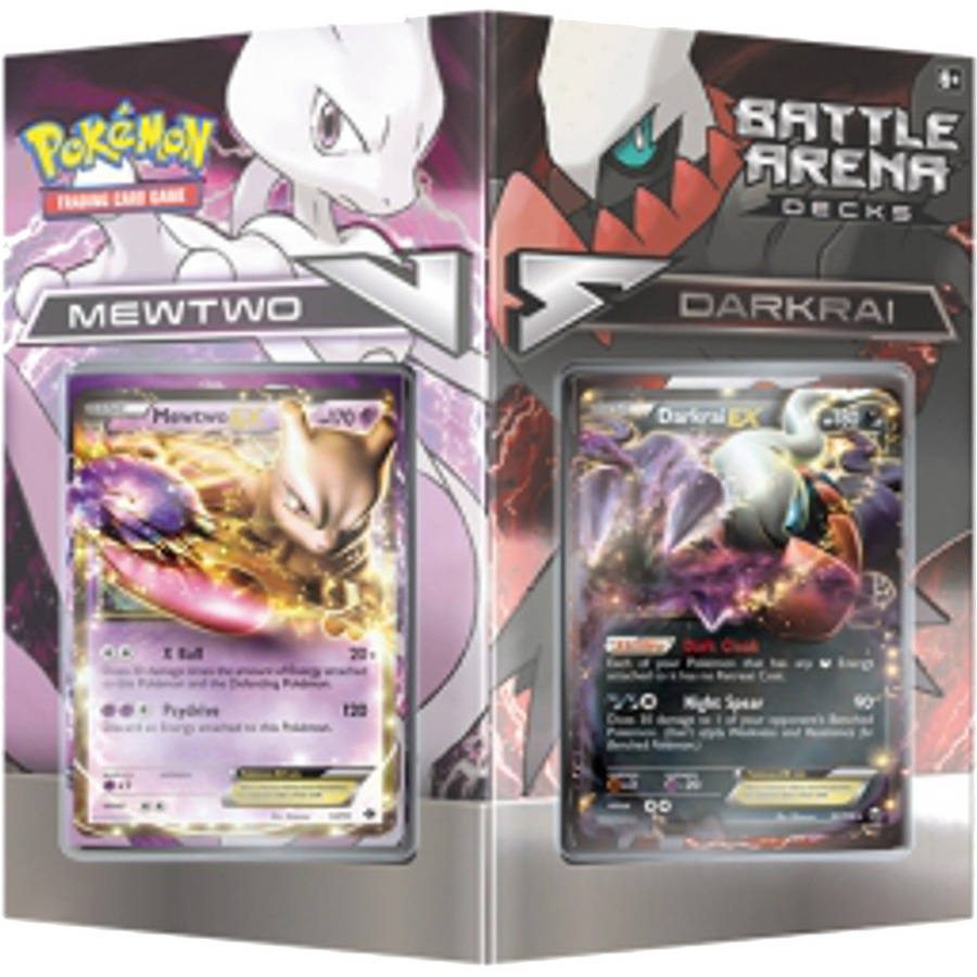 Pokemon 2015 Battle Arena Ex Deck