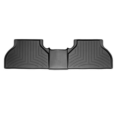 WeatherTech 14+ Jeep Wrangler Unlimited Rear FloorLiner - Black