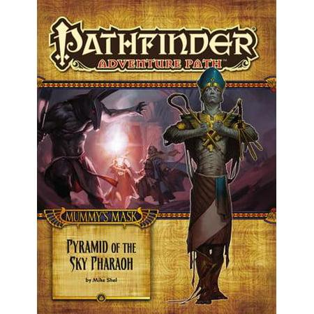 - Pathfinder Adventure Path: Mummy's Mask Part 6 - Pyramid of the Sky Pharaoh