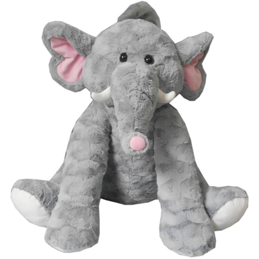 Elephant Plush Extra Large Walmart Com
