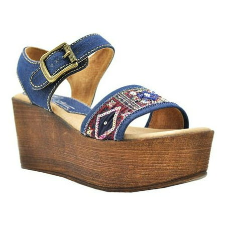 Women's Tampa Beaded Platform Sandal](Beaded Sandals)