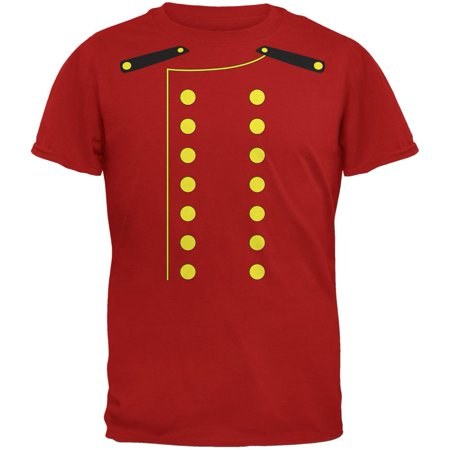 Halloween Hotel Bellhop Costume Red Youth T-Shirt - Halloween Kings Cross Hotel